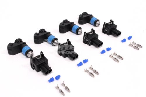 Deka 60 LB/HR Injectors (Short Style)
