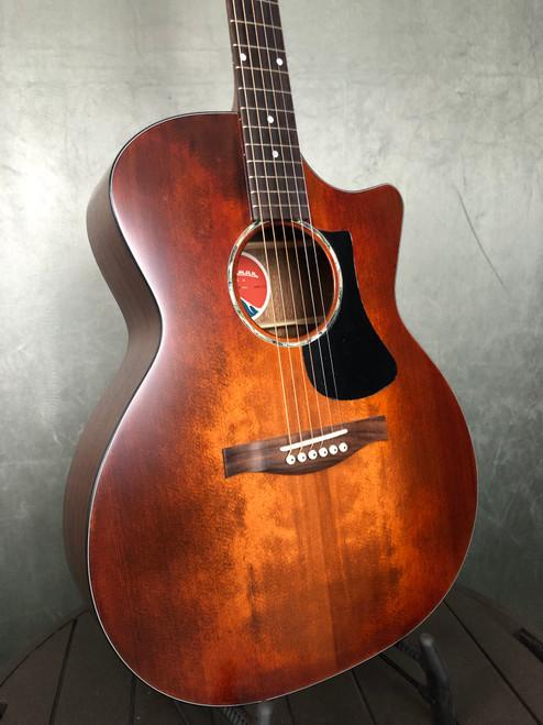 Eastman PCH GACE-CLA | Front view | Acoustic Corner | Black Mountain, NC