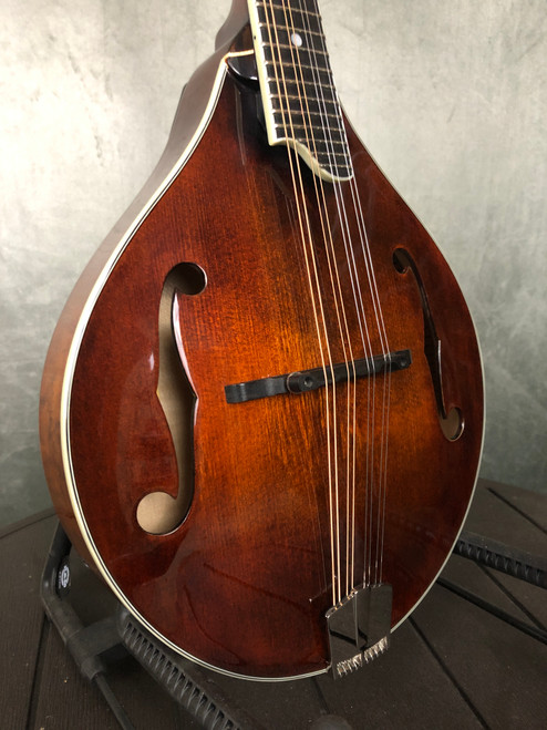 Eastman 505 A-Style Classic Finish | Front view | Acoustic Corner | Black Mountain, NC