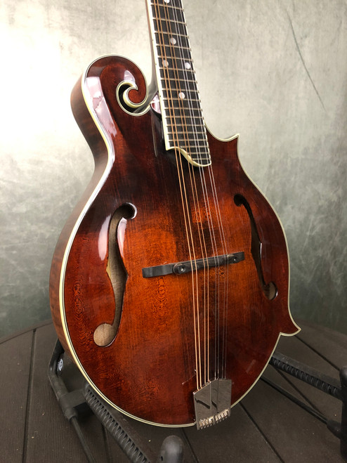 Eastman 515 F-Style Classic Finish | Front view | Acoustic Corner | Black Mountain, NC