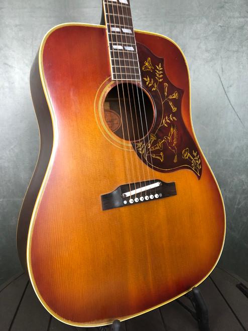 1961 Gibson Hummingbird   Front View   Acoustic Corner   Black Mountain, NC
