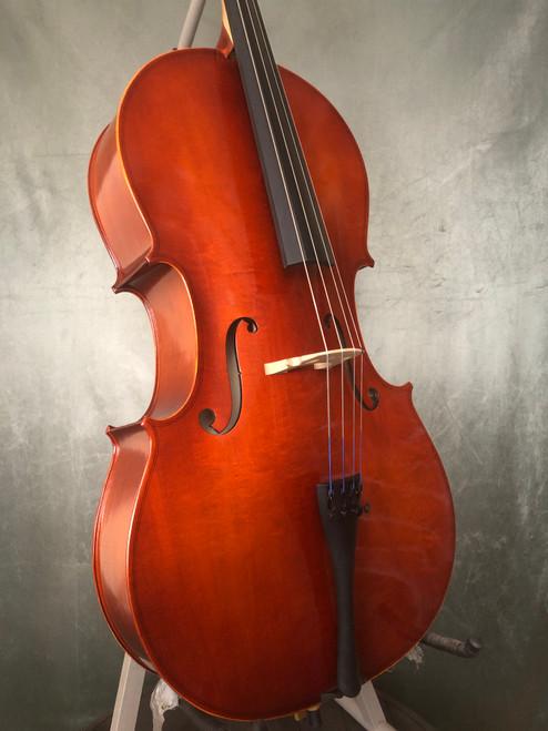 Eastman VC80 Cello | Front view | Acoustic Corner | Black Mountain, NC