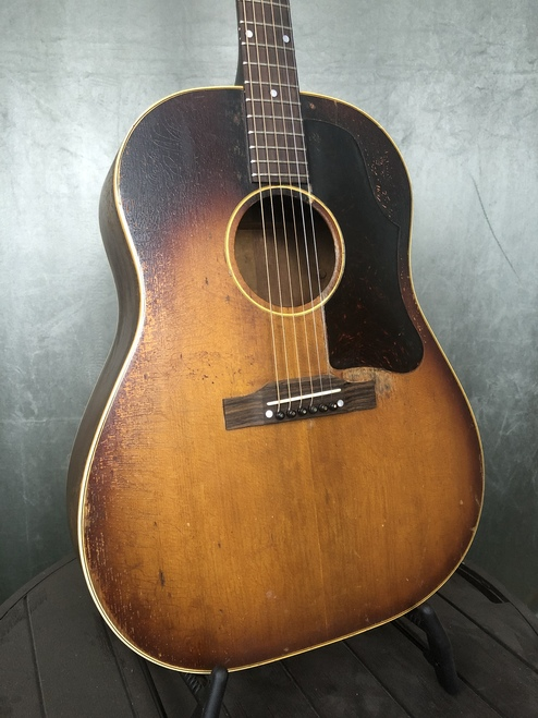 1959 Gibson J45 | Front View | Acoustic Corner | Black Mountain, NC