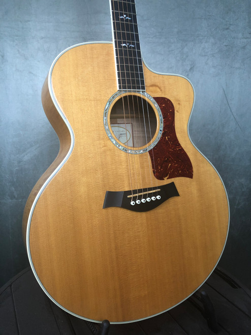 2005 Taylor 615CE | Front View | Acoustic Corner | Black Mountain, NC