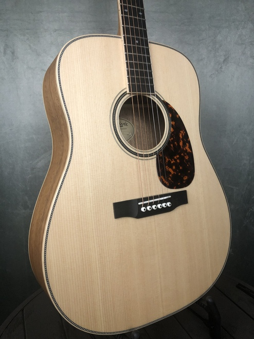 Larrivee D40 Mahogany | Front View | Acoustic Corner | Black Mountain, NC