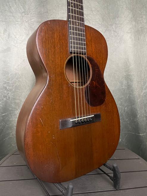 1939 Martin 0-17 | Front View | Acoustic Corner | Black Mountain, NC