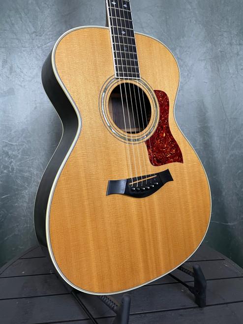 1989 Taylor 812 | Front View | Acoustic Corner | Black Mountain, NC