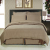 Taupe-Soft-Easy-Care-100%-Microfiber-Bed-in-a-Bag-Bedding-Set