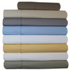 Wrinkle-Free-Solid-650-Thread-Count-Cotton-California-King-Queen-Waterbed-Sheets-Unattached