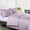 Lilac- 300-Thread-count-100%-Cotton-Solid-Duvet-Cover