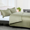 sage- 300-Thread-count-100%-Cotton-Solid-Duvet-Cover