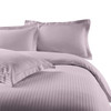 Lilac-100%-Cotton-300-Thread-Count-Striped-Duvet-Cover-Sets
