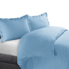Blue-Deluxe-lightweight-450-Thread-Count-100%-Cotton-Duvet-Cover