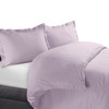 Lilac-Deluxe-lightweight-450-Thread-Count-100%-Cotton-Duvet-Cover