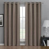 Brown-Gulfport-Blackout-Weave-Curtains-Single-Panel