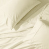 Ivory-Split-King-Adjustable-Cotton-Percale-Bed-Sheet-Sets