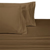 Taupe-Split-Adjustable-Dual-King-Sheets-100-Cotton-300-Thread-Count-Solid
