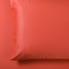Coral-Bamboo Hybrid Set of 2 Pillowcases