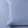 Periwinkle-Bamboo Hybrid Set of 2 Pillowcases