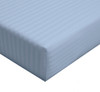 Queen-fitted-sheet-stripe-300-thread-count-blue