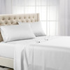 White Top Split Calking Eucalyptus 100% Woven Tencel Lyocell 600TC Sheet Set