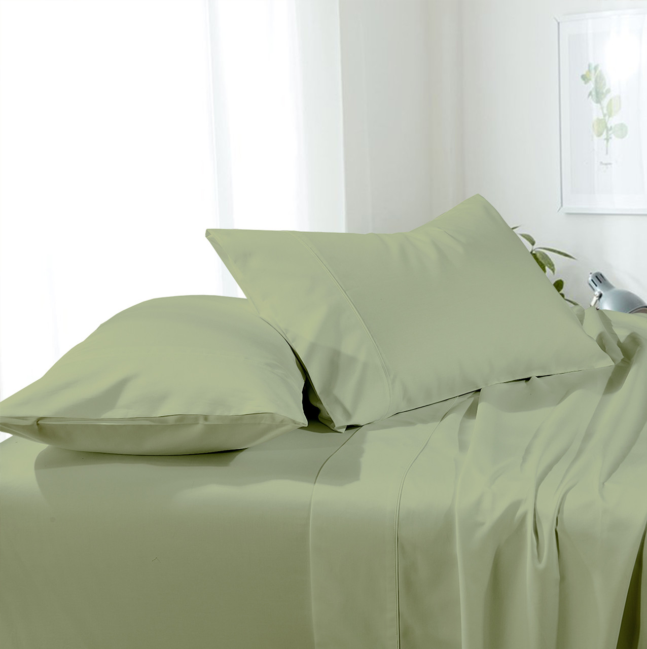 Twin Extra Long Sheets 100 Soft Wrinkle Free Brushed Microfiber