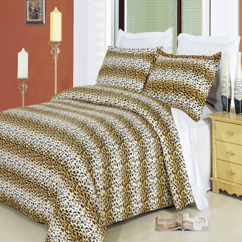 Cheetah-100%-Cotton-Duvet-Cover-Set