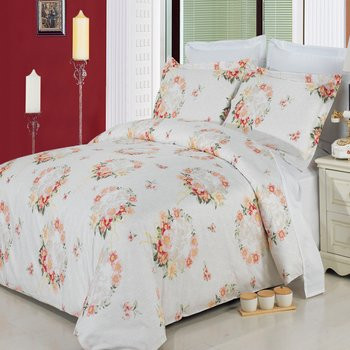 3-Piece-Liza-100%-Cotton Duvet-Cover-Set