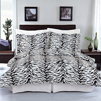 Zebra-100%-Cotton-3-Piece-Duvet-Cover-Set