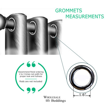 Grommet Measurements Info-Graphic 2