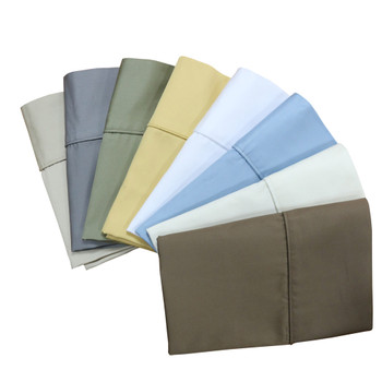 1000 Thread Count Pillowcases 100% Cotton Standard Or King Size