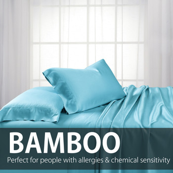 Cooling Bamboo 600 Thread Count Sheet Sets