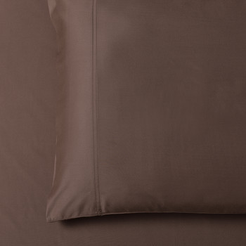 Desert-Taupe-Pillowcases-100%-Bamboo-Viscose-600-Thread-Count- Available-Colors