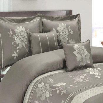 Myra Embroidered Duvet cover Set