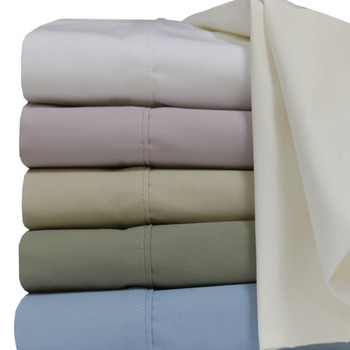 Extra-Long-Twin-Super-Soft-100%-Cotton-Percale-Bed-Sheets