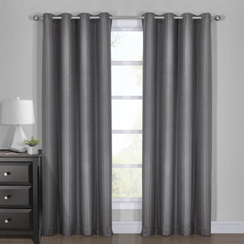 Gray-100-Blackout-Diamond-Jacquard-Curtain