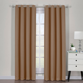 Cappuccino-Ava-Blackout-Weave-Curtain-Panels-Tie-Backs