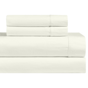 Ivory-California-King-Size-Sheets