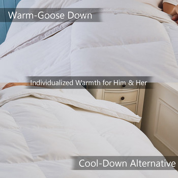 Duet-Goose-Comforter-Individualized-Warmth-for-Him-Her