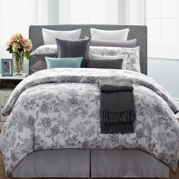 White Lotus 7PC duvet covers