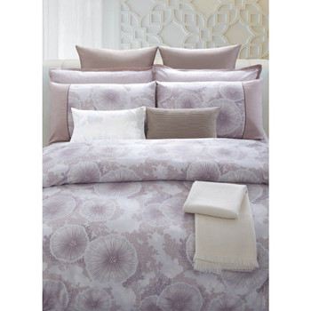 Purple Reef Duvet  Set