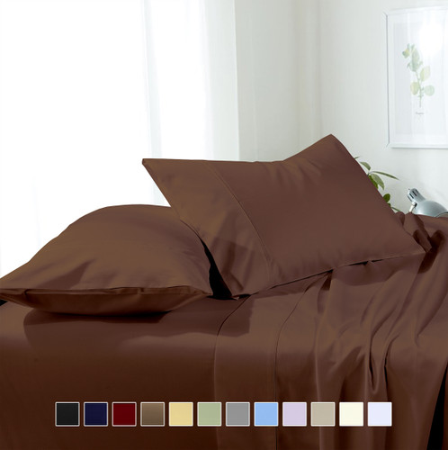 Hotel Microfiber Sheet Set Super Soft & Wrinkle-Free