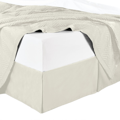 Ivory-Microfiber-Solid-Bed-Skirt