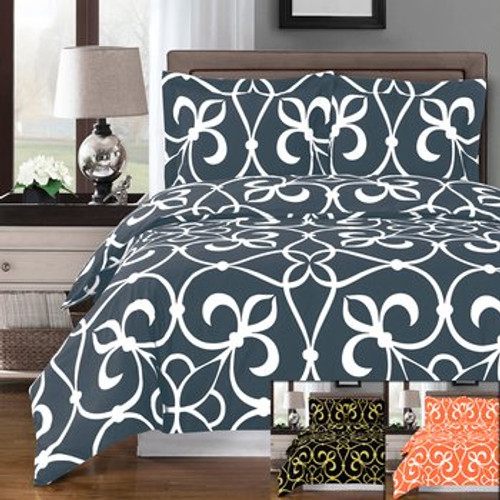 Victoria-100%-Cotton-3-Piece-Duvet-Cover-Set