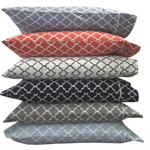 Pillowcase-Set-Printed-Meridian-100%-Cotton-Percale-pair
