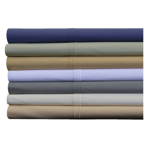 Crispy-Soft-Percale-Pillowcases-100%-Breathable-Cotton