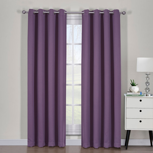 Purple-Ava-Blackout-Weave-Curtain-Panels-Tie-Backs