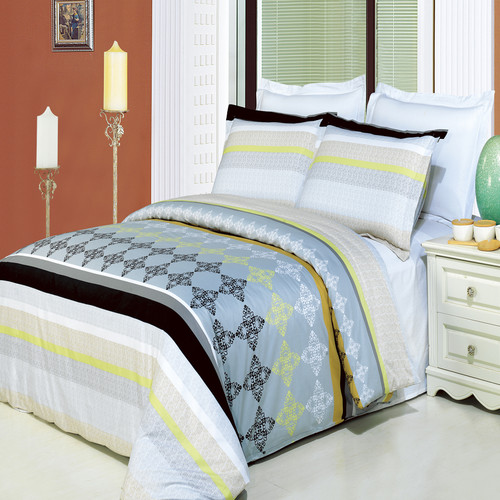 South-Gate-Printed-Multi-Piece-100%-Cotton-Bedding-Set