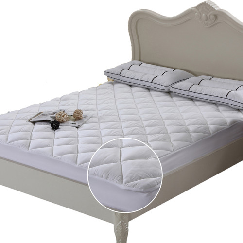 100-Bamboo-Mattress-Pad-Topper