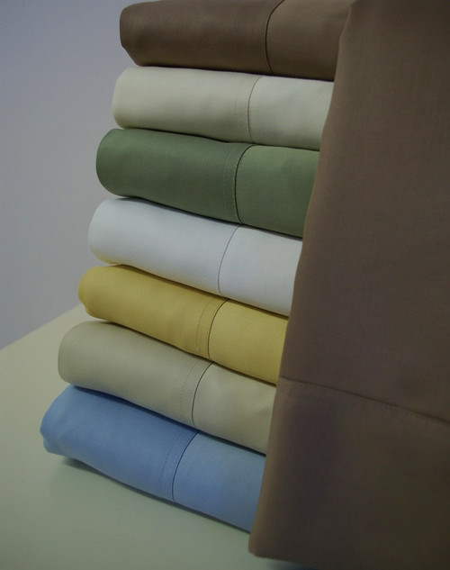 100% Silky Bamboo From Rayon Full Size Sheet Set